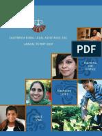 CRLA 2009 Annual Report