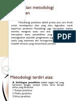 penelitian matematika ppt