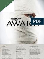Digital Booklet - Awake [Deluxe]