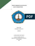 1.Mikropaleontologi Foraminifera Cover-daftar Isi