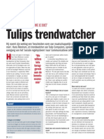 Tulips trendwatcher