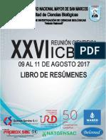 Libro de Resumenes-ICBAR 2017