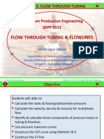 Chapter 3 - Flow Through Tubing