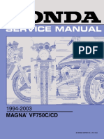1994-2003 HONDA Service Manual - Magna VF750C-CD - With Parts Fiche - V3[1]