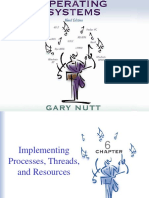 Chapter 6-Process Management