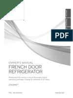 Lg Lfx31945st Owners Manual 120503