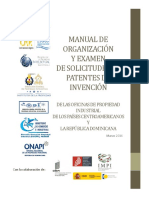 Manual de Patentes