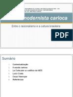 AULA 10 - LUCIO _ Escola Modernista Carioca
