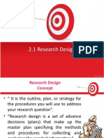 Ch 2 Research Design