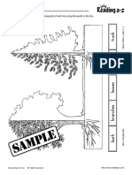 About Trees - Worksheets