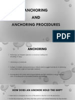 Anchoring and Anchoring Procedures_final