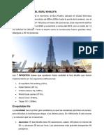 Construcción Del Burj Khalifa