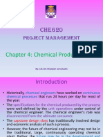 Chapter 10 - Chemical Product Design