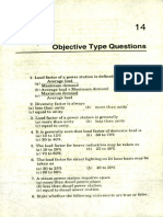 5. Objective Type Questions and Appendixes