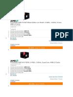 Procesador AMD FX.docx