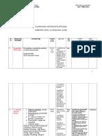 planificare unitati High Flyer clasa a VIII- a,  2017-2018