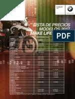 BMW Motorrad Lista Precio Peru