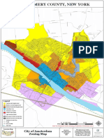 City of Amsterdam Proposed Zoning Map (2017)