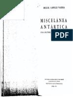 Miscelánea Antártica por Miguel Cabello de Balboa