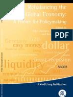 Re Balancing the Global Economy
