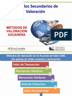 Sesión 7 Métodos Secundarios de Valoración (2).ppt
