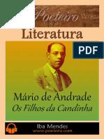 Os Filhos Da Candinha - Mario Andrade