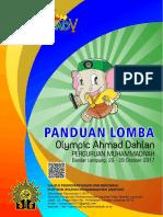 Panduan Lomba OlympicAD V1