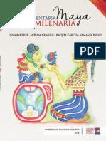Indumentaria Maya Milenaria