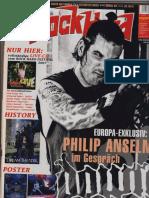 Rockhard_Metal in Der DDR_2007_25. Jahrgang_Heft 247