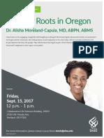 racism 2527s roots in oregon flyer