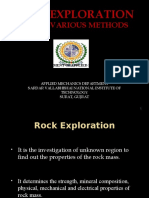 Rock Exploration