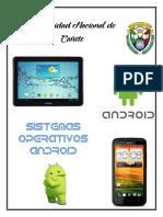 Sistemas Operativos Android