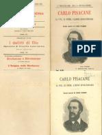 Luigi Fabbri - Carlo Pisacane