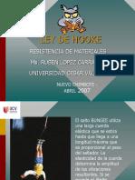 LEY DE HOOKE UCV