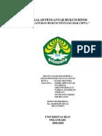 Tugas-kelompok 1, Pengaturan Hukum Tentang Hak Cipta