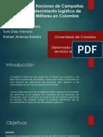 Sustentacion. SDA Militar