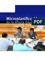 Manual Microplanificacion