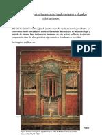 Comparacion Tardo Antiguo Paleocristiano