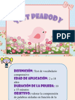 Test Peabody