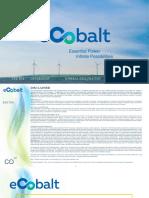 161020 Ecobalt October 2016