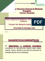 Fundamento Diagnósticos Energéticos Cuba
