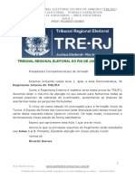 Aula 01-Regimento Interno TRE-RJ