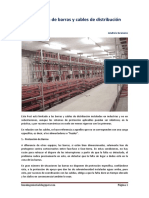 Protección de Barras y Cables de Distribución