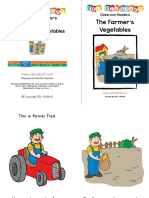 Vegetable Book