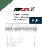 MastercamX Migration
