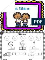 Coleccion de Fichas Para Trabajar Las Silabas 1 7