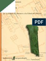 Dickinson, Oliver - El Egeo - De La Edad De Bronce A La Edad De Hierro.pdf