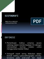 Sistografi