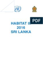 National Report for Third UN Conference