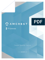 AMCREST IP Camera Brochure Revision2 - 2017
